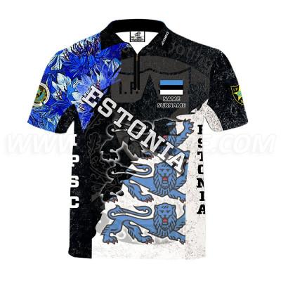 DED Estonian IPSC T-shirt