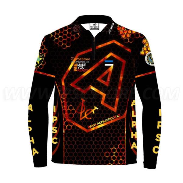 ALPHA Shooting Club 2019 Official Long Sleeve T-shirt
