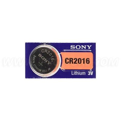 SONY Lithium Battery 3V CR2016