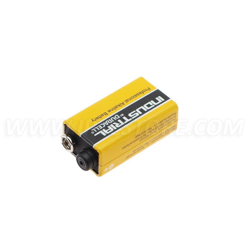 Duracell Industrial Professional Alkaline Battery 9V