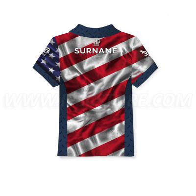 DED Children's DVC America T-shirt