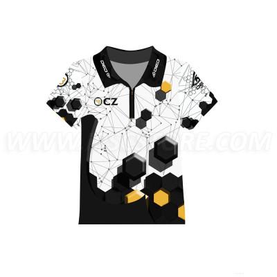 DED Children's CZ Shooting T-Shirt