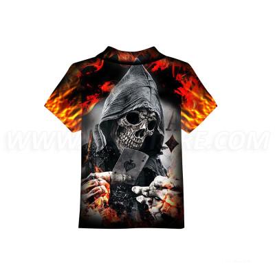 DED Children's Skull T-shirt