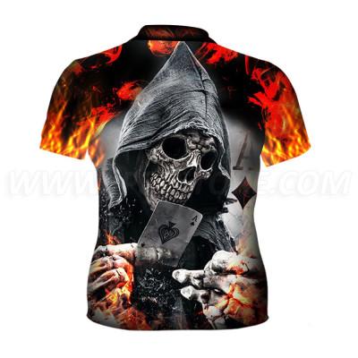 Женская футболка DED Women's Skull