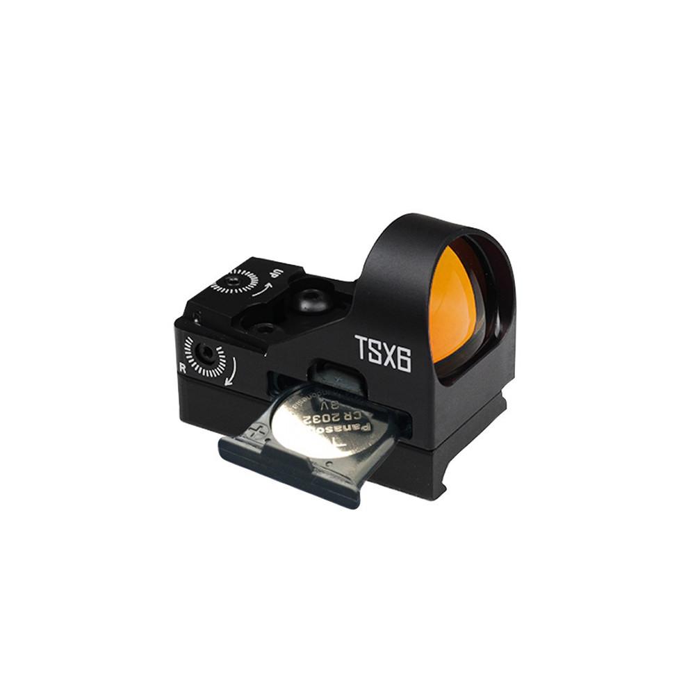 BENTHLEY TSX6 Red Dot Sight - 4 MOA Dot