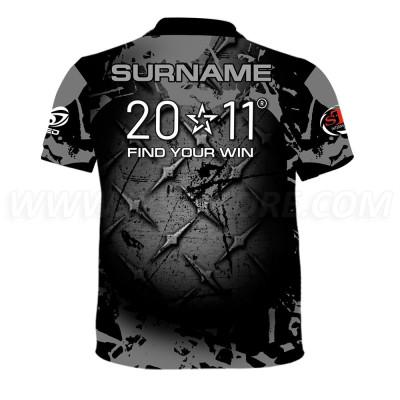 DED STI 2011 Black Edition T-shirt