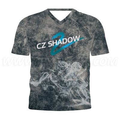 Футболка DED CZ Shadow2 Smoke - Gray