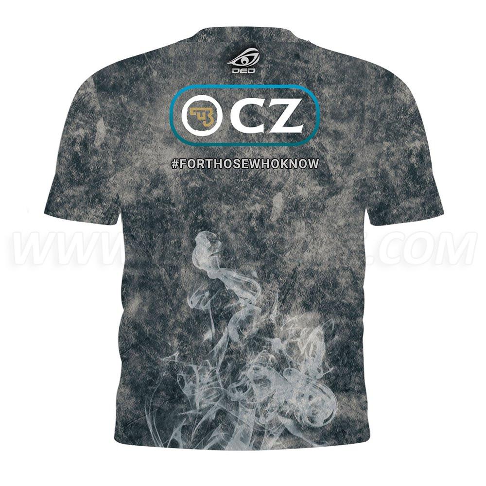 DED CZ Shadow2 T-shirt Smoke - Gray