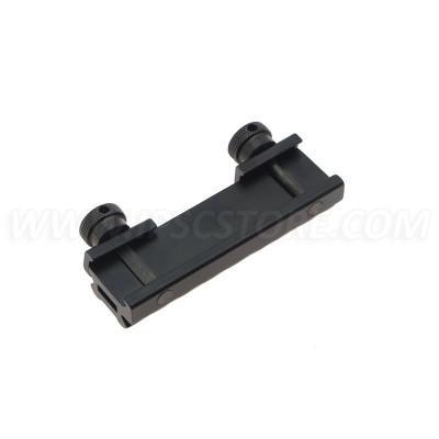 AR Flat-Top Планка Пикатинни c 8 слотами