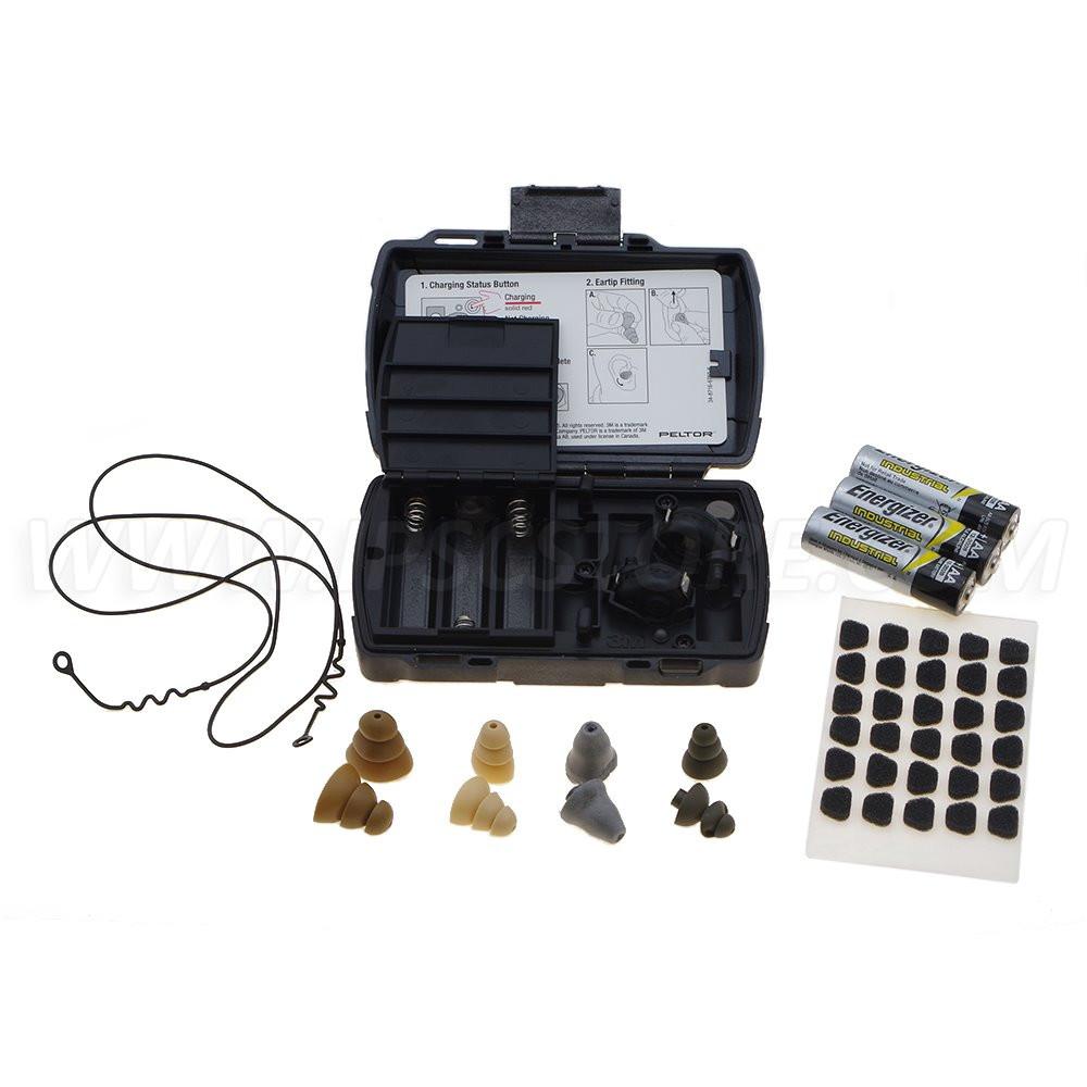 3M™ PELTOR™ TEP-200 Tactical Earplugs
