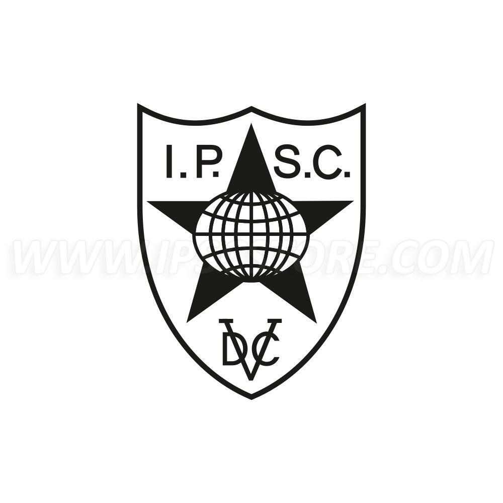 IPSC DVC Контурная наклейка