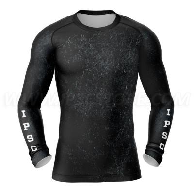 DED Спортивная компрессионная футболка с длинным рукавом