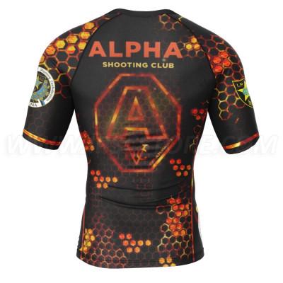 Компрессионная футболка ALPHA Shooting Club