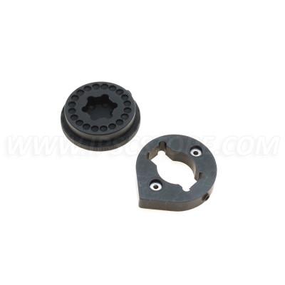 DAA Ρυθμιζόμενο χερούλι με κλικ για μηχανημα επαναγέμισης - Powder V2