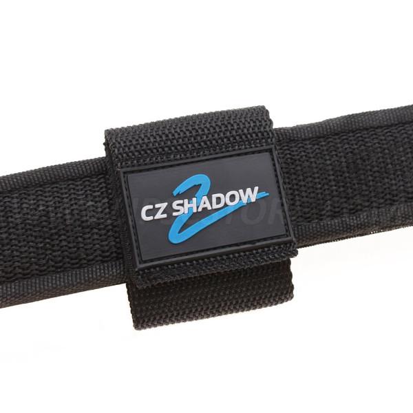 IPSC Belt Loop with CZ Shadow 2 Logo