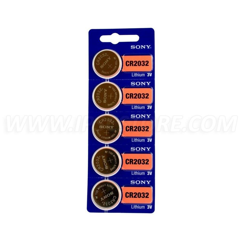 SONY Lithium Battery 3V CR2032