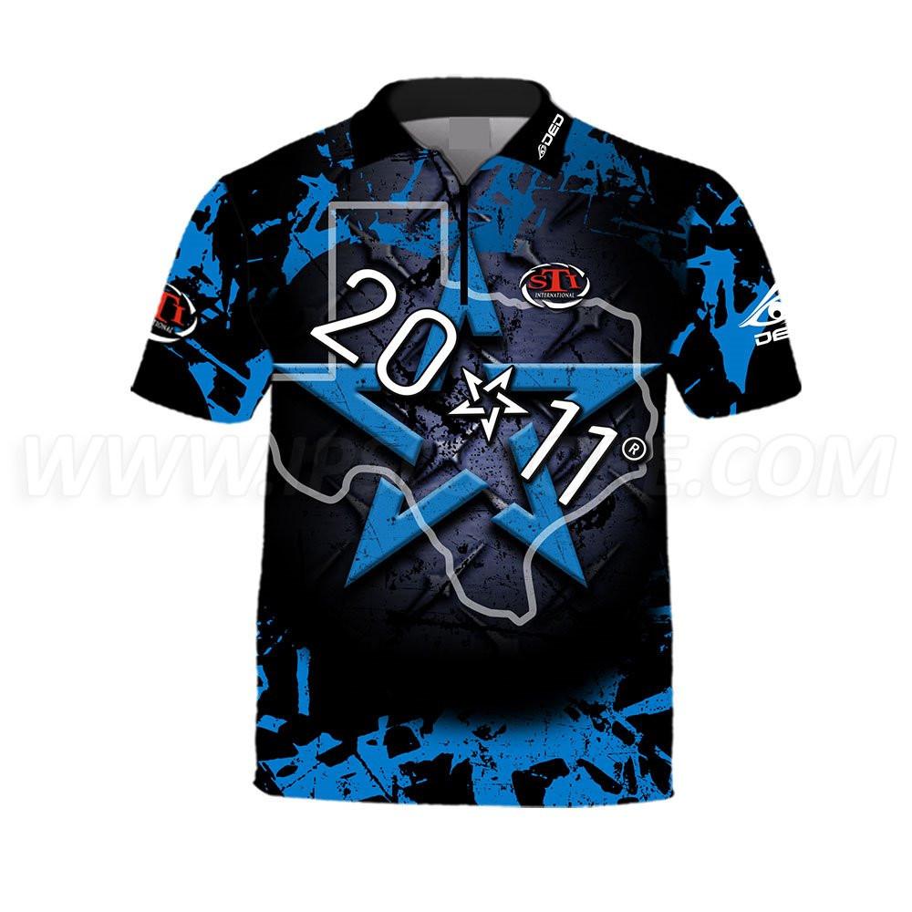 DED Technical Kit 2 STI 2011 Blue Theme