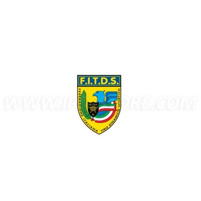 IPSC FITDS Sticker - 2,5cm