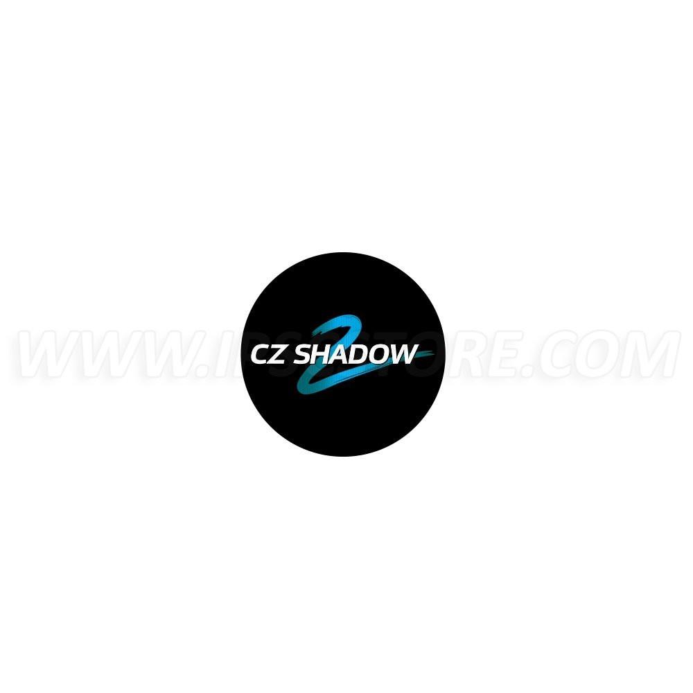 CZ Shadow 2 Sticker - 2,5cm