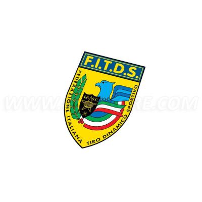 IPSC FITDS Sticker - 4,5cm