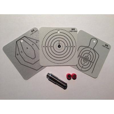 LASER AMMO 9MMKRV SureStrike™ 9X18 Makarov Cartridge