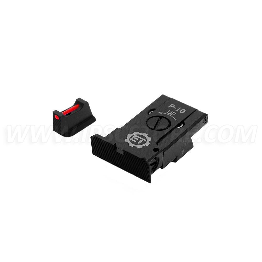 Eemann Tech Adjustable Sights Set for CZ P-10