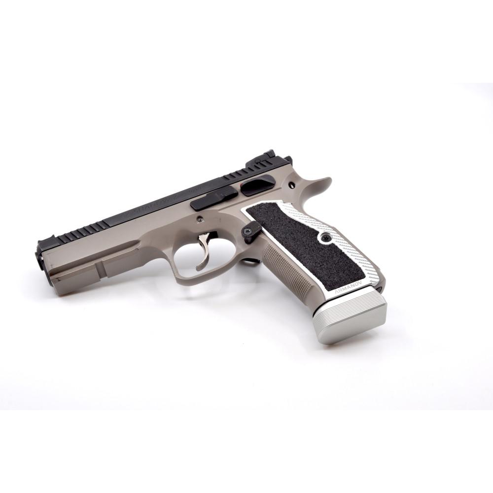 Armanov PGCZ1 Pistol Grips MaXXXGrip for CZ Shadow 2, SP-01