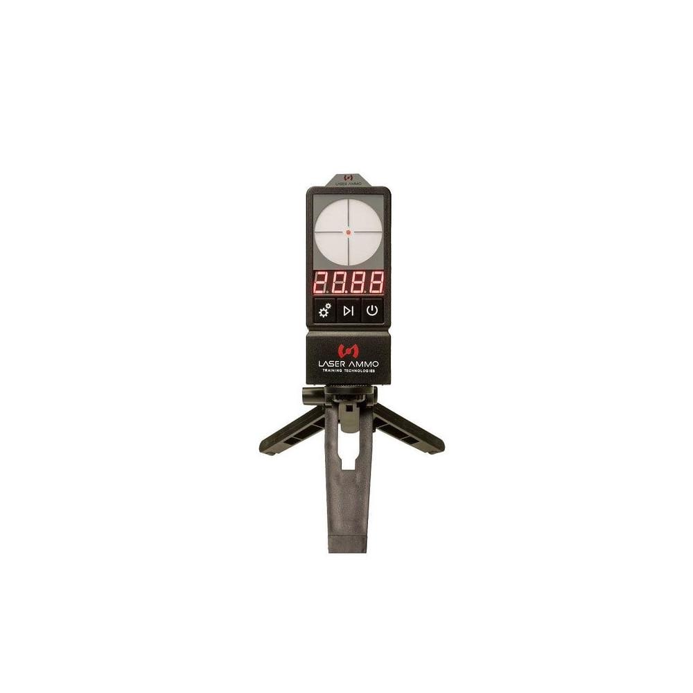 LASER AMMO LA-PETII-9x21MC LaserPET™ II + SureStrike™ Italian 9mm (9x21) Cartridge - Red Laser