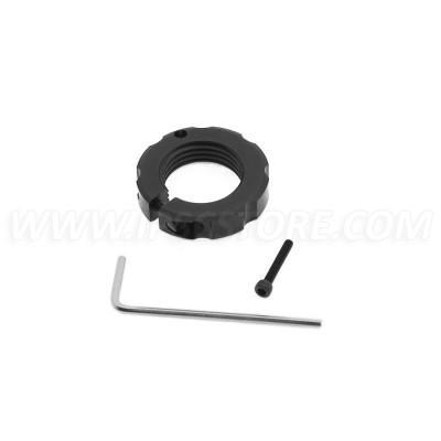 Armanov FFRING-BL Free Float Lock Ring for Dillon Toolhead XL650 / XL750 or RL550