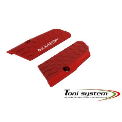 TONI SYSTEM GTVL Vibram Grips Long for Tanfoglio