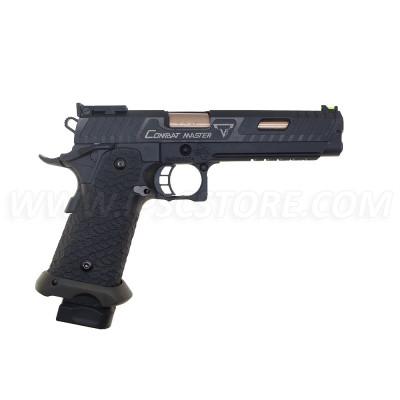 EMG/TTI Licensed John Wick 3 2011 Combat Master GBB Pistol