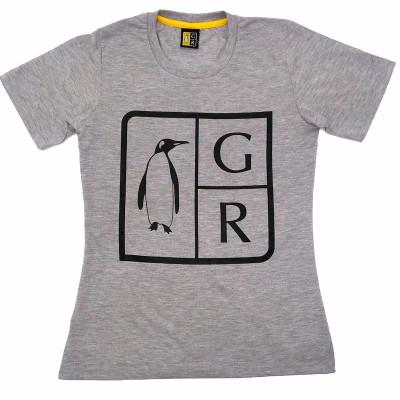 Guga Ribas Comfort Logo Shirt - Woman Design