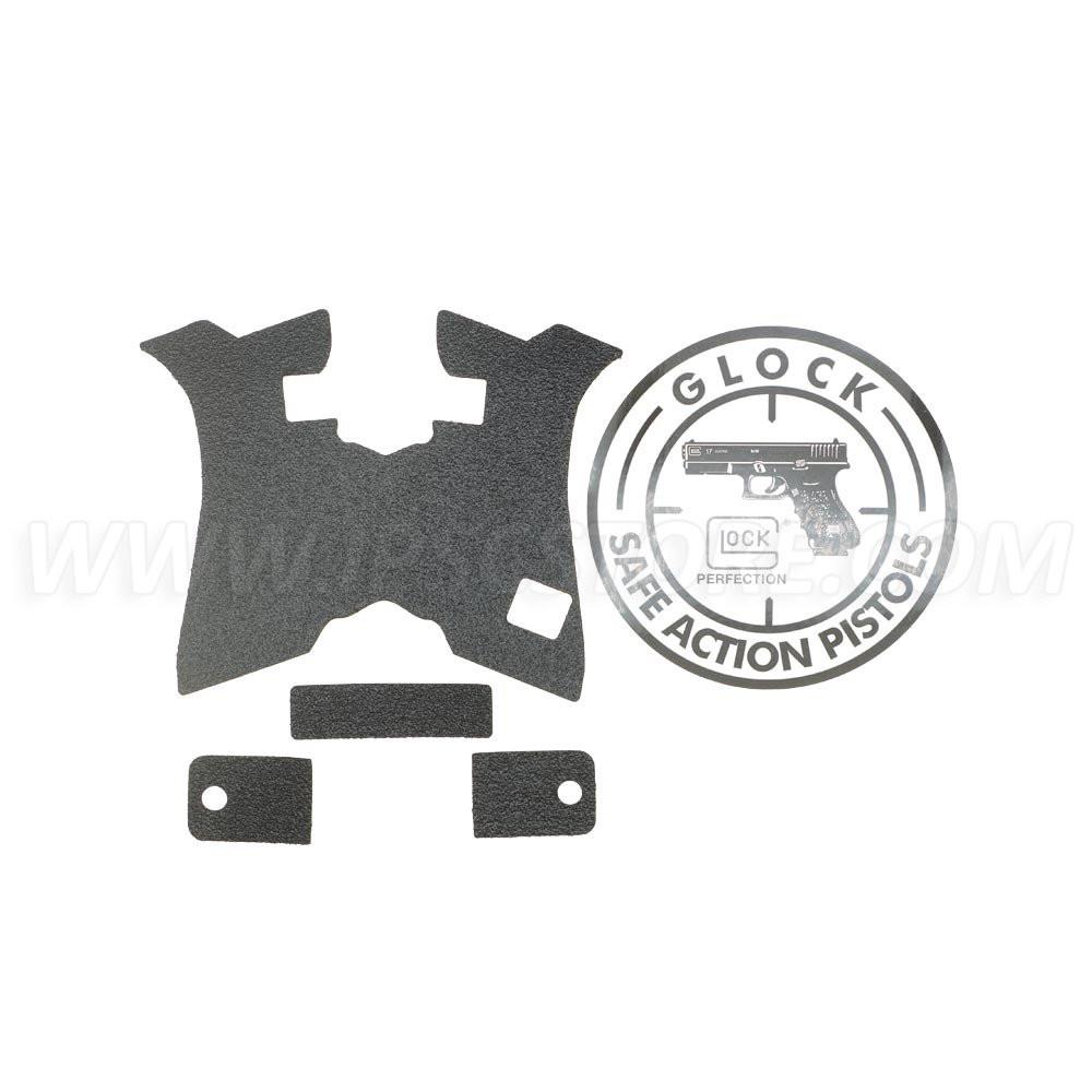 Спортивный Комплект Наждачки Eemann Tech для GLOCK17 GEN5
