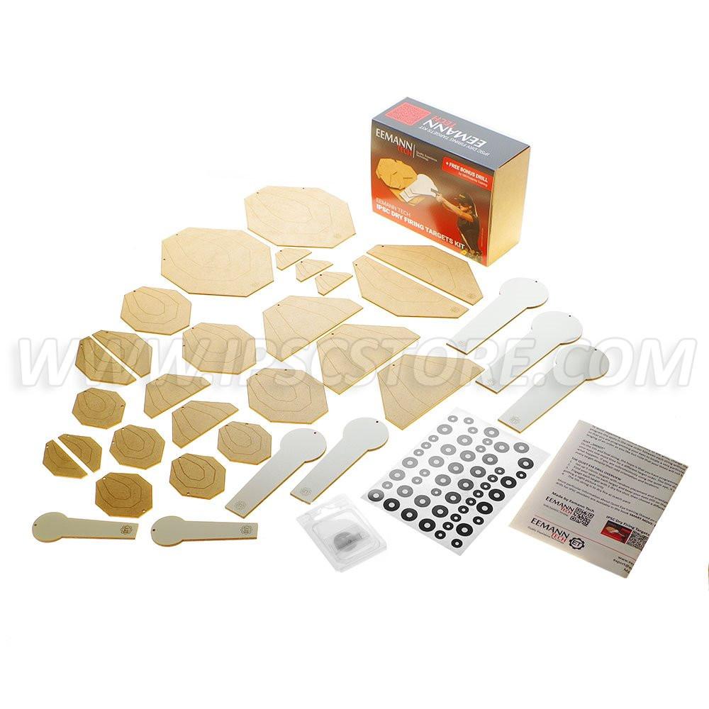 Eemann Tech Dry Firing IPSC Training Kit