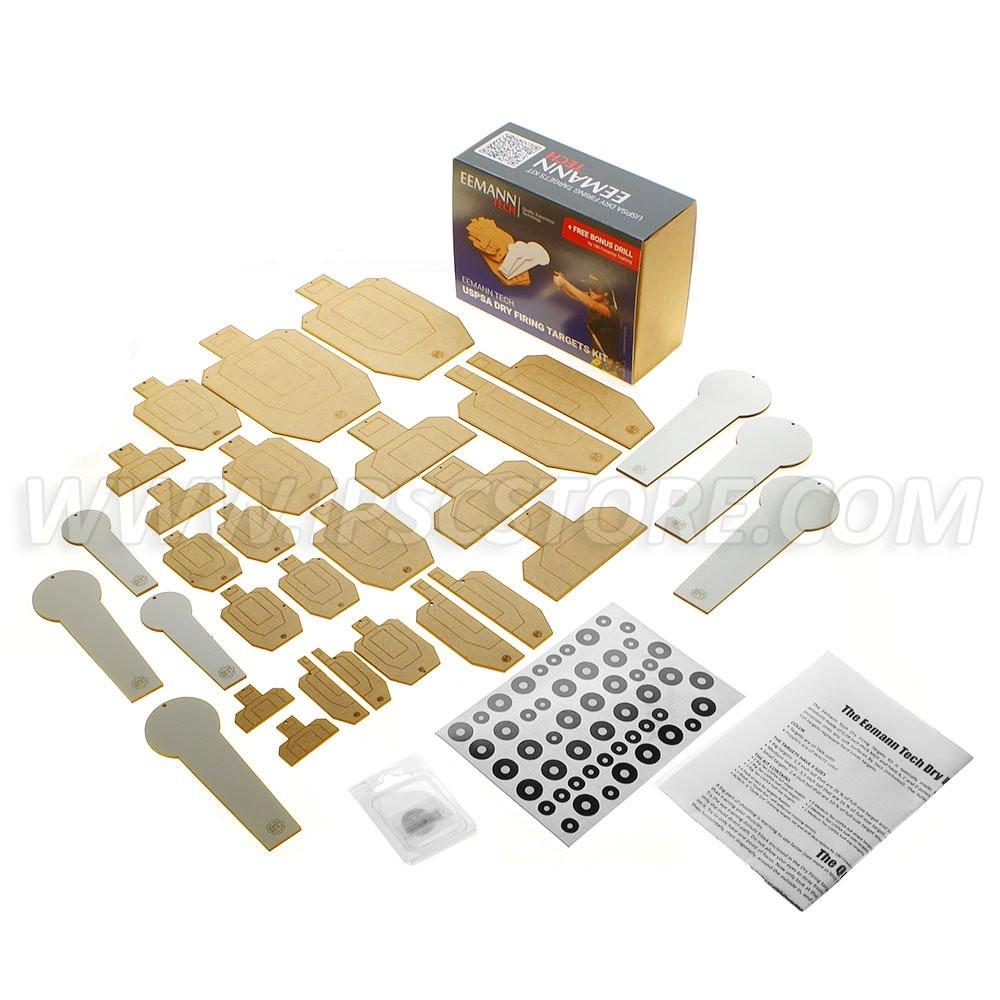 Eemann Tech Dry Firing USPSA Training Kit
