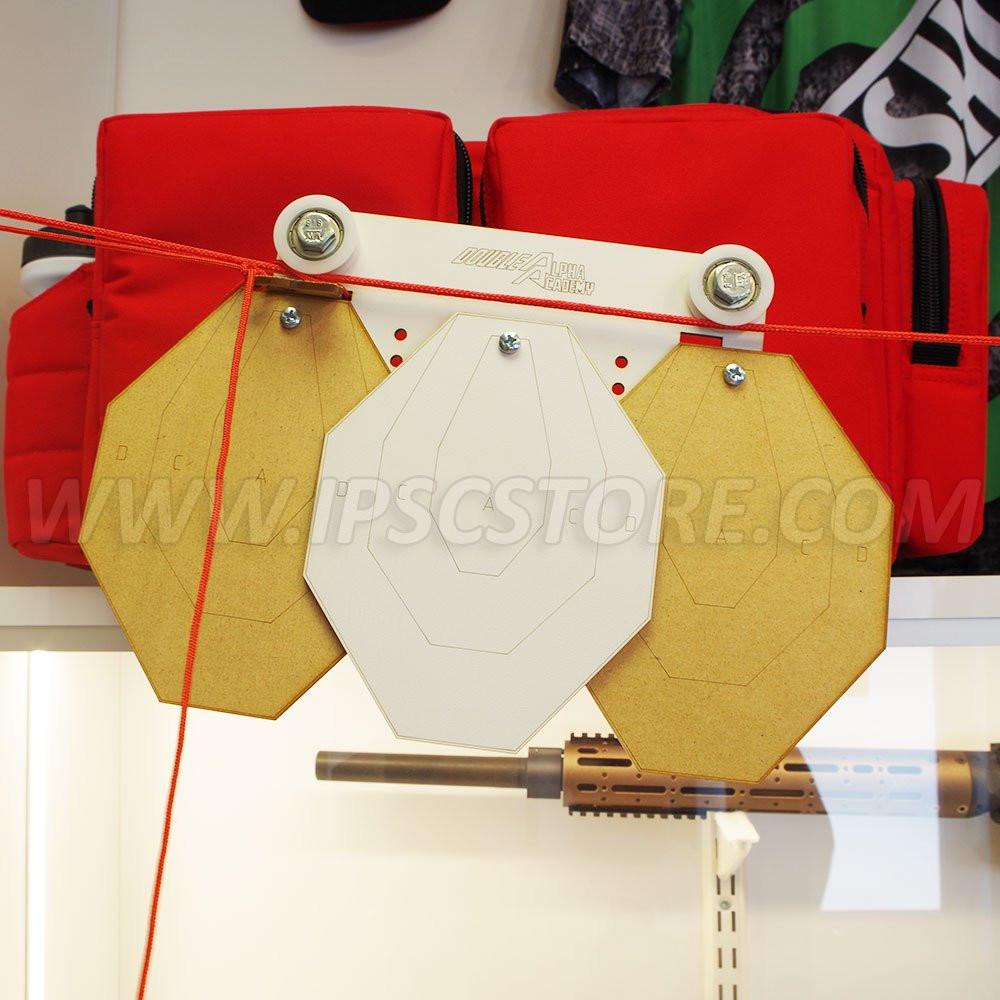 DAA Dry-Fire RUNNER/SLIDER Target Kit