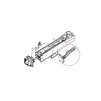 Molot Vepr 12ga VPO-205 Safety Right 1-3