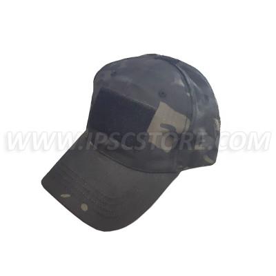 Camo Cap with 3 Velcro