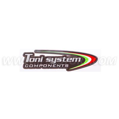 TONI System Sticker - 11 x 3.5 cm