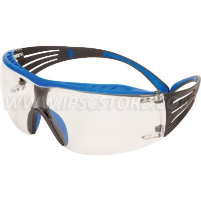 3M™ SecureFit™ SF401XSGAF-BLU 400 Series Safety Glasses