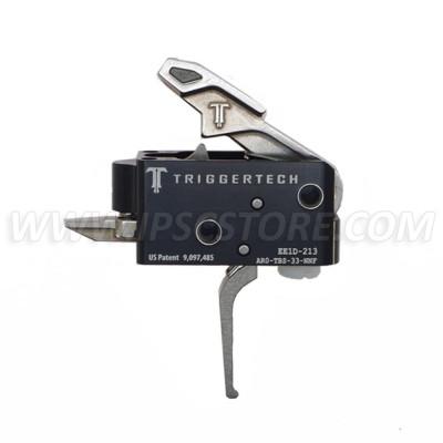 TriggerTech AR15 Competitive Flat SS