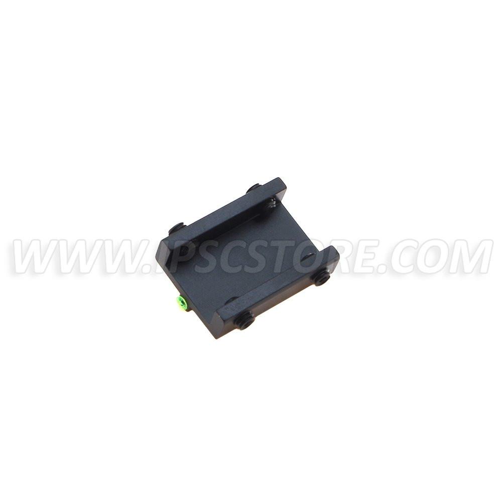 Toni System MV10 Hunting Sight C Profile 1,5mm Green & 10,1mm height