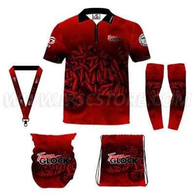 DED Technical Kit 2 Team Glock Red Theme