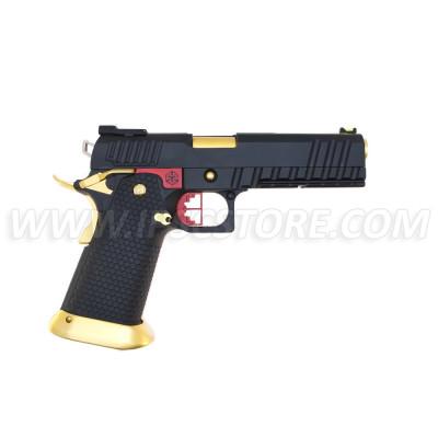 AW Custom HX2002 'Competitor' - Black / Gold