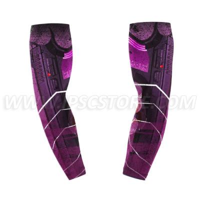 DED CZ Shadow 2 Purple Arm Sleeves