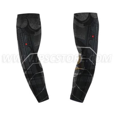 DED CZ Shadow 2 Black Arm Sleeves