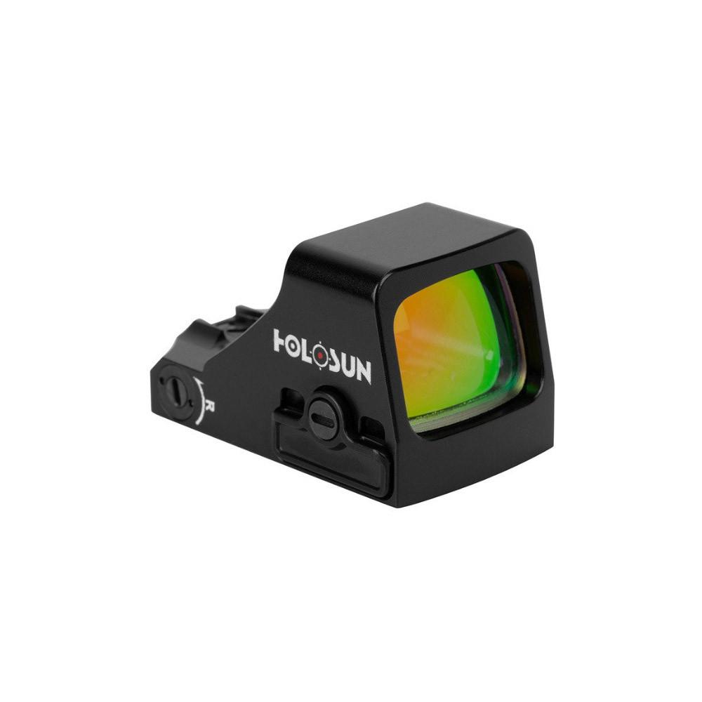 Holosun HS407K Open Reflex SubCompact Pistol Sight - 6 MOA