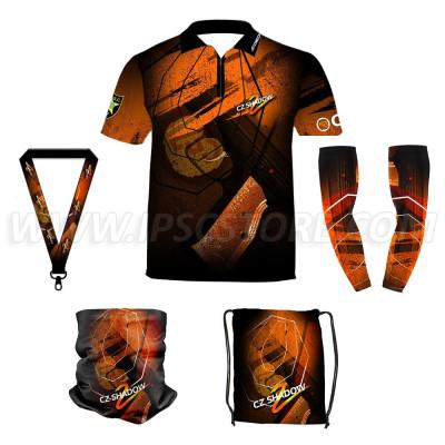 DED Technical Kit 2 CZ Shadow 2 Orange