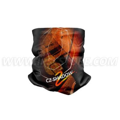 DED CZ Shadow 2 Orange Head Wrap