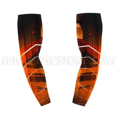 DED CZ Shadow 2 Orange Arm Sleeves